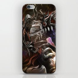 League of Legends SION iPhone Skin
