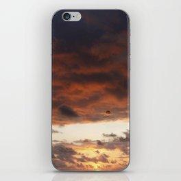 Manuel Antonio Sunset Clouds, Costa Rica iPhone Skin