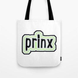 Prinx Agender Flag Tote Bag