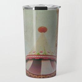 Bohemia of Paris Travel Mug