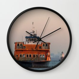 Alice & Kate Wall Clock