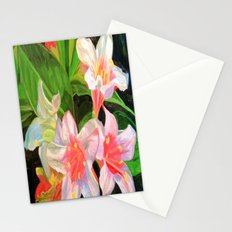 Colorful Characters Stationery Cards