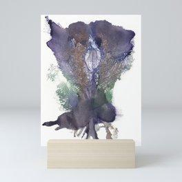 Verronica Kirei's Winter Vagina Mini Art Print