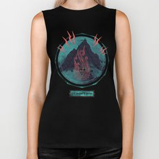 Mountain of Madness Biker Tank