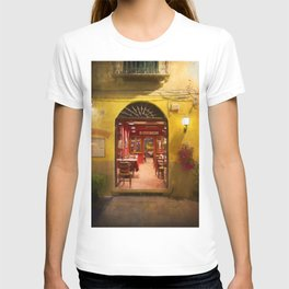 Lucca Cafe T-shirt