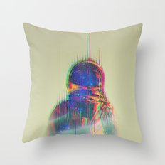 The Space Beyond - Astronaut Throw Pillow