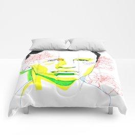 frank o'hara Comforters