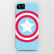 America Pastel Slim Case iPhone (5, 5s)