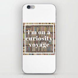 Curiosity Voyage iPhone Skin
