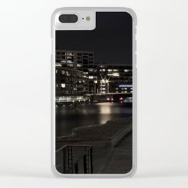 Milwaukee River Clear iPhone Case
