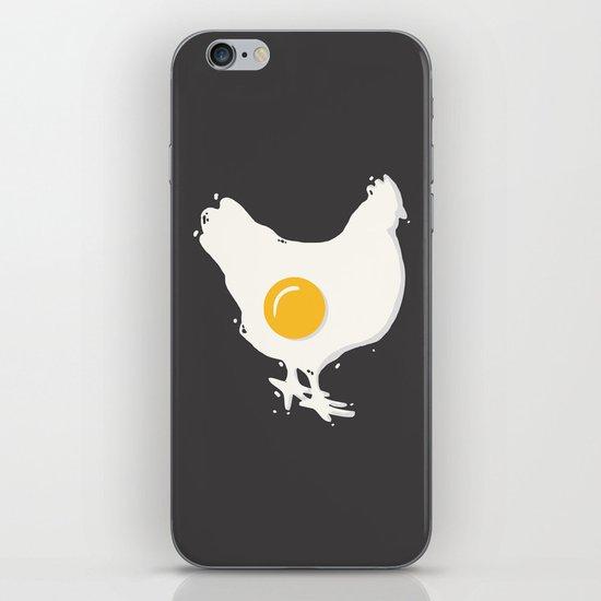 Fried iPhone & iPod Skin
