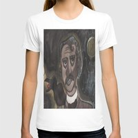 edgar allen poe T-shirts featuring Edgar Allen Poe by Maurissa Vigil