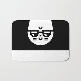 Cynical Cat Bath Mat