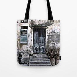 Vietnamese Facade Tote Bag