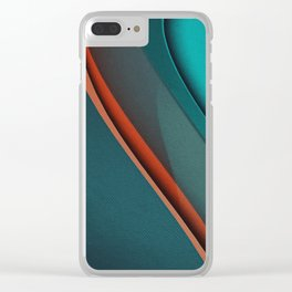 Monsoon Clear iPhone Case