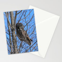 Who goes there Stationery Cards