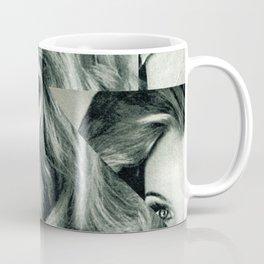 Frau Dreiecke 4 Coffee Mug