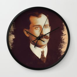 Orville Wright, Inventor Wall Clock