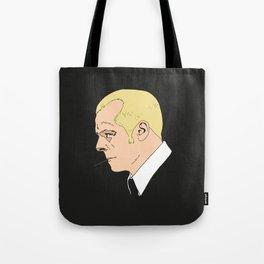 Simon Pegg - Hot Fuzz. Tote Bag