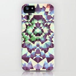 Cyans of the Five iPhone Case