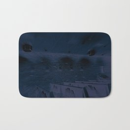 Distored Bath Mat