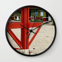 Balneario Pico de Piedra @ Aguada Wall Clock