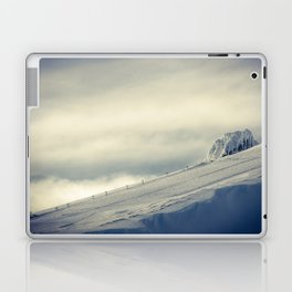 Above the Clouds - Mt. Hood Laptop & iPad Skin