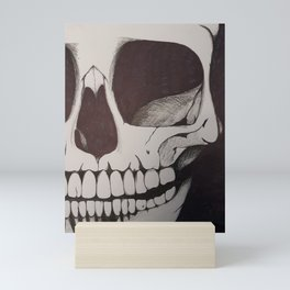 Dead Selfie Mini Art Print