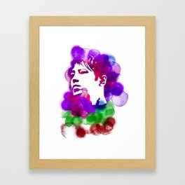JKS Multicolored 1 Framed Art Print
