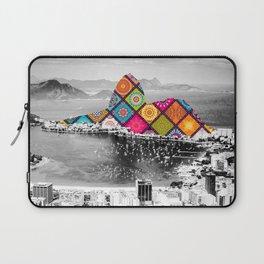 Funky Landmark - Rio Laptop Sleeve