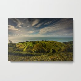 Ventnor Downs I Metal Print