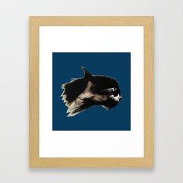 wlvrn Framed Art Print