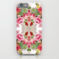 Romantic Flower Arrangement iPhone 6s Slim Case