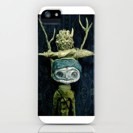 a portrait iPhone Case