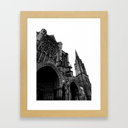High and Mighty 2010 Framed Art Print