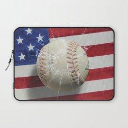 Baseball - New York, New York Laptop Sleeve
