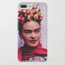 Frida in color iPhone Case