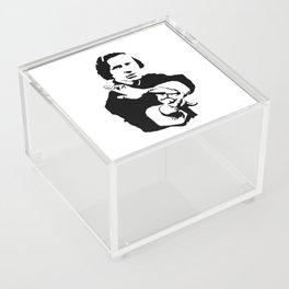Chopin Fighter Acrylic Box