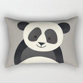 Whimsy Giant Panda Rectangular Pillow