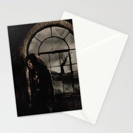 Regina: Young Hope Gone Stationery Cards