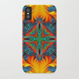 Mandala #8 iPhone Case