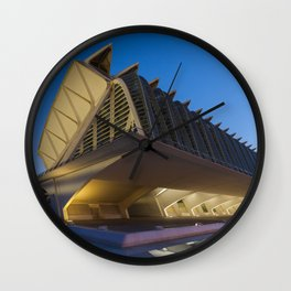 Príncipe Felipe Science Museum Wall Clock