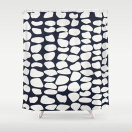 Janina IV Shower Curtain