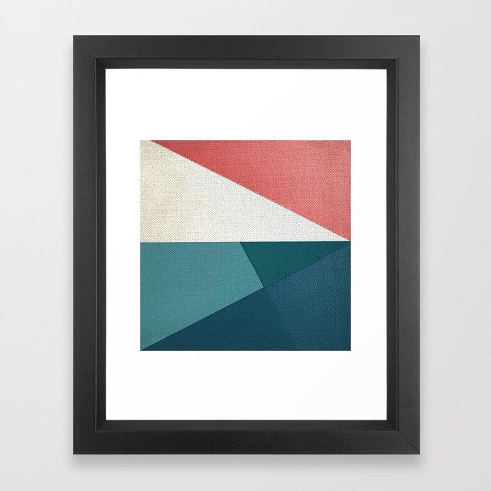 Ordering Ideas 1 Framed Art Print