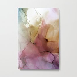 Summer Nectar Metal Print