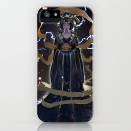 Empress Kamakura iPhone Case