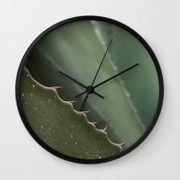 Maguey Wall Clock
