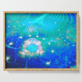 Heavenly Views Serving Tray