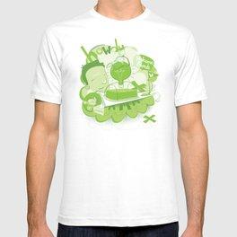 how i remember it T-shirt