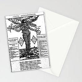Typhon - Greek God Stationery Cards